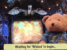 Waiting for 'Wicked' to begin